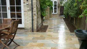 Paving and patios